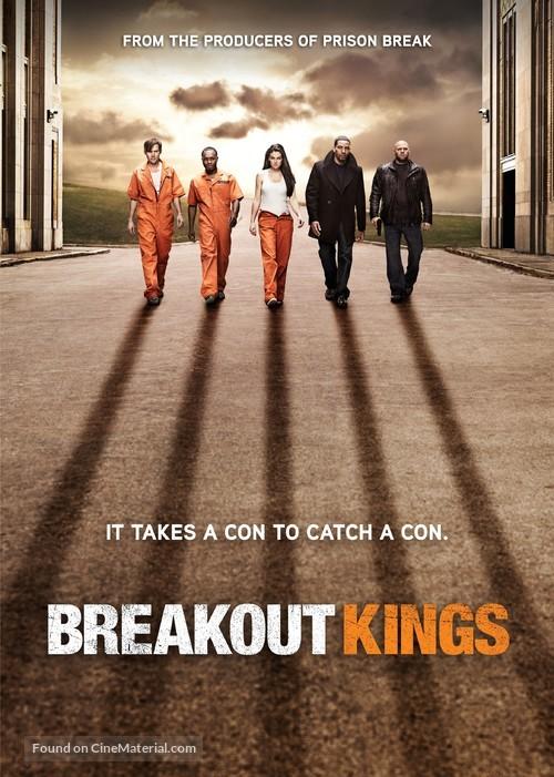 """Breakout Kings"" - Movie Poster"