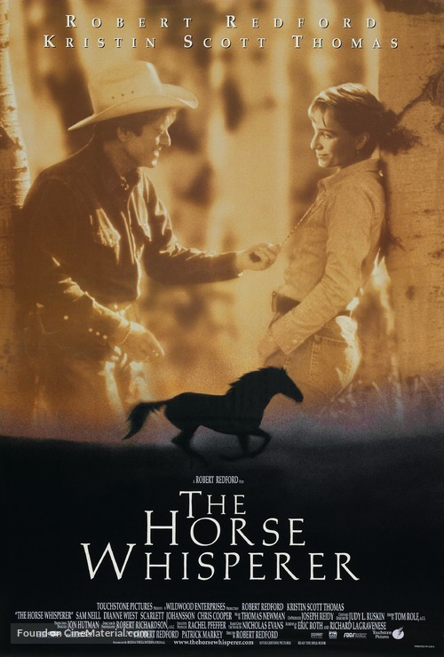 The Horse Whisperer - Movie Poster