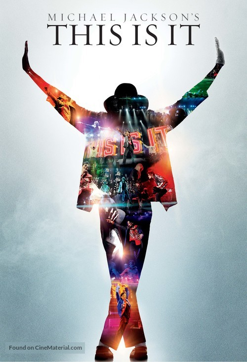 This Is It - Movie Poster