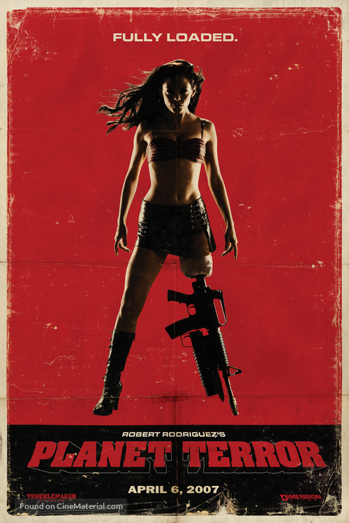Grindhouse - Movie Poster