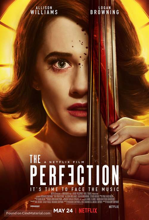 The Perfection - Movie Poster
