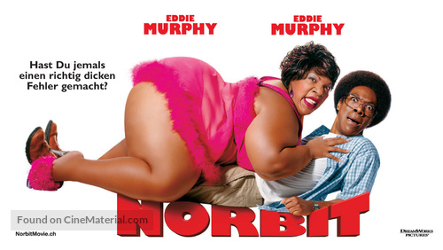 Norbit - German poster