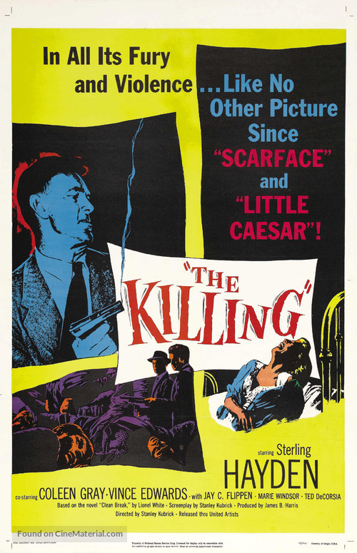 The Killing - Movie Poster