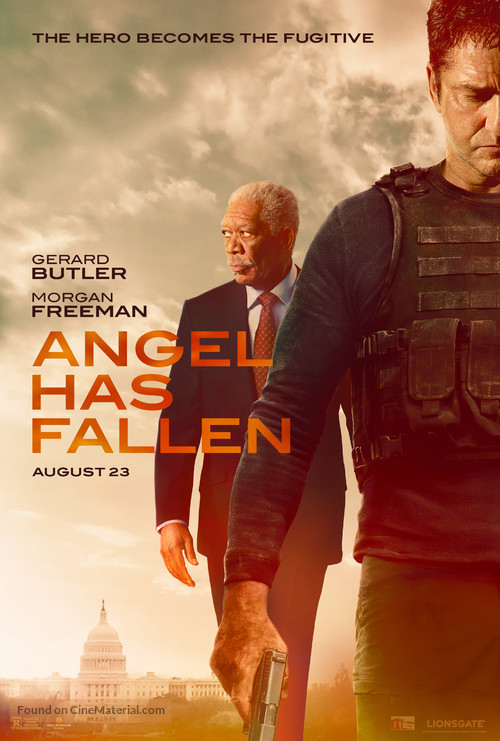 Angel Has Fallen - Movie Poster