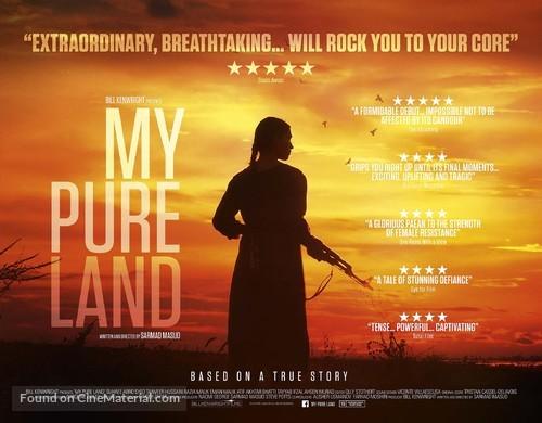 My Pure Land - British Movie Poster