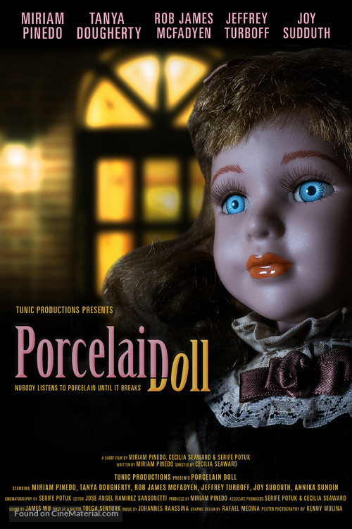 Porcelain Doll - Movie Poster