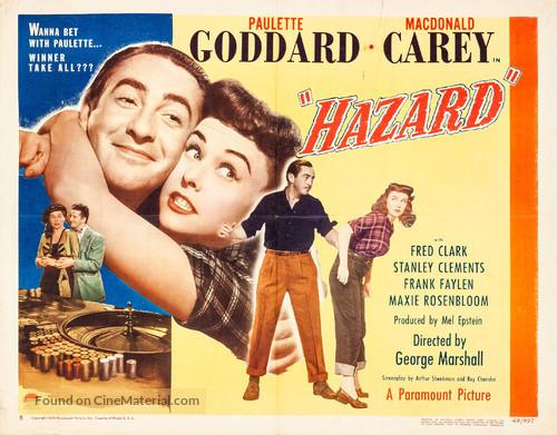 Hazard - Movie Poster