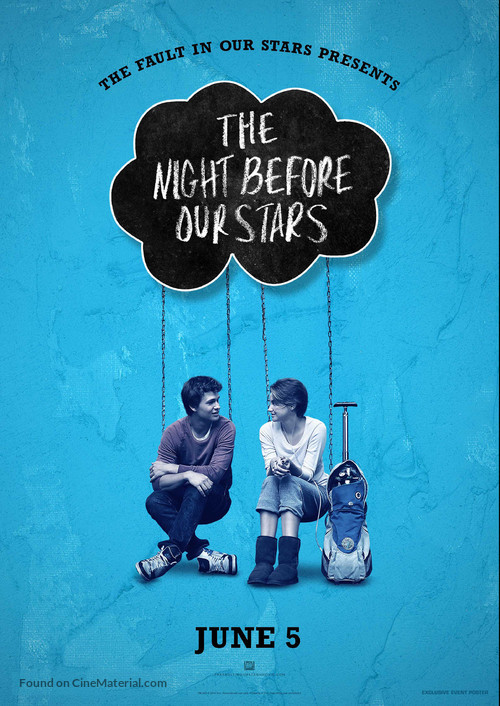 The Fault in Our Stars - Philippine Movie Poster