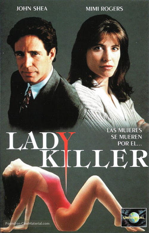 Ladykiller - Spanish Movie Cover