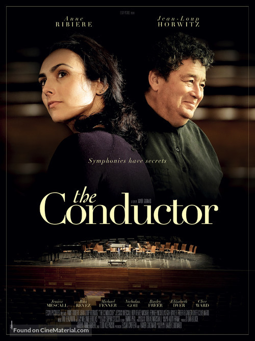 The Conductor - British Movie Poster