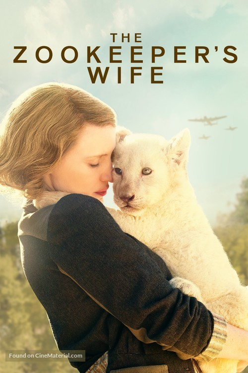 The Zookeeper's Wife - Movie Cover