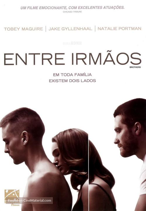 Brothers - Brazilian Movie Poster