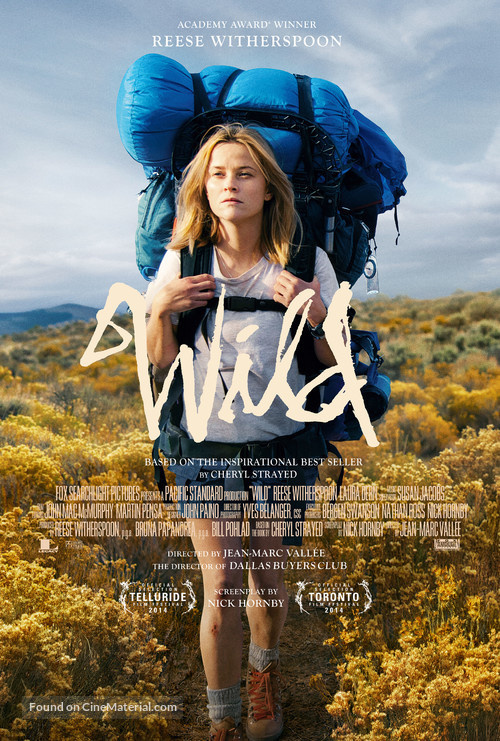 Wild - Theatrical poster