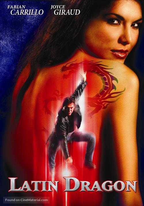 Latin Dragon - British poster