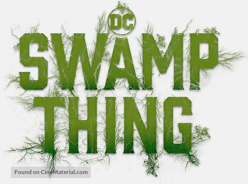 """""""Swamp Thing"""" - Logo"""