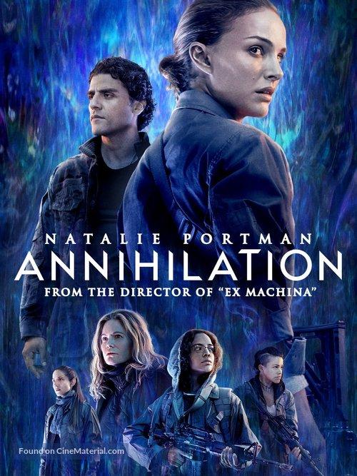 Annihilation - Movie Cover