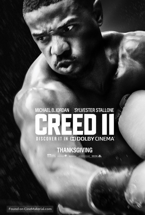 Creed II - Movie Poster