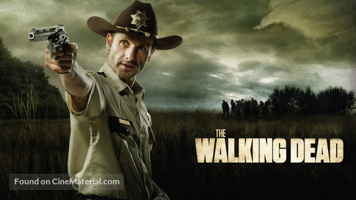 """""""The Walking Dead"""" - Movie Poster"""