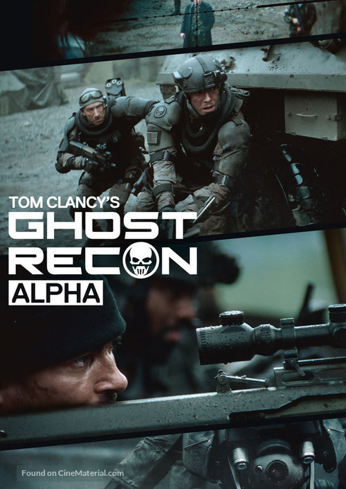 Ghost Recon: Alpha - Movie Poster