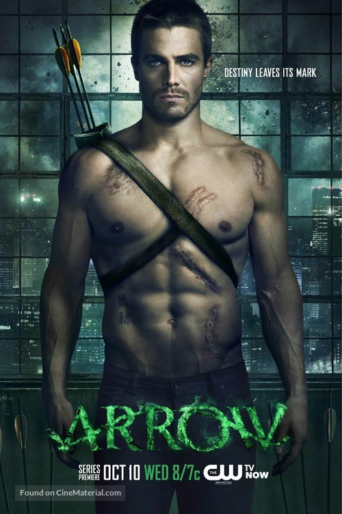 """Arrow"" - Movie Poster"