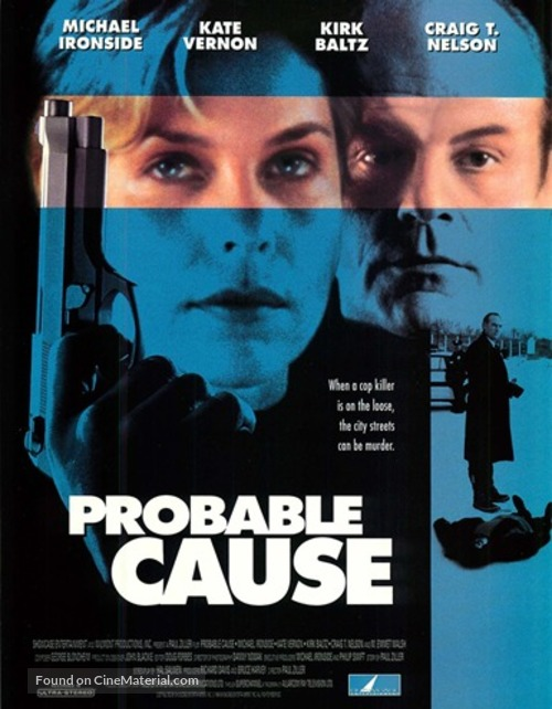 Probable Cause - Movie Poster
