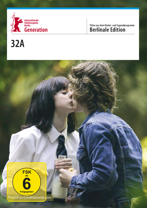 32A - German Movie Cover