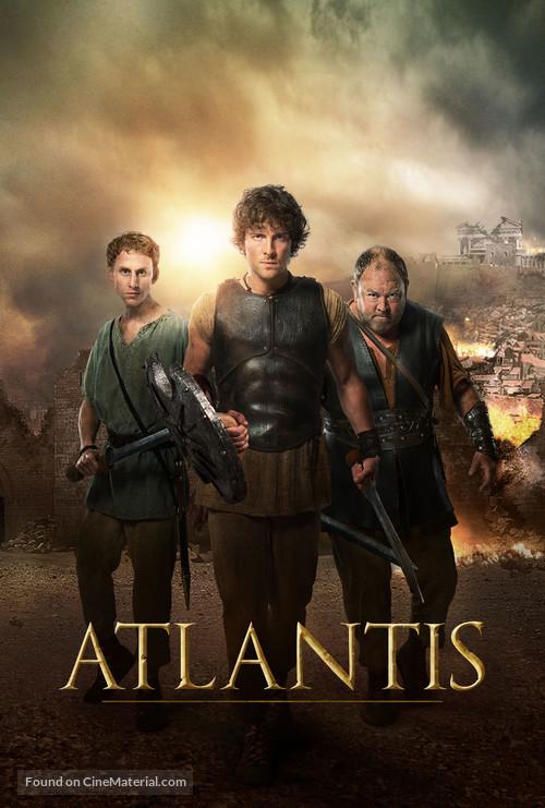 """""""Atlantis"""" - Movie Poster"""
