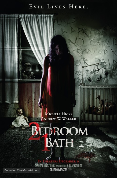 2 Bedroom 1 Bath - Movie Poster