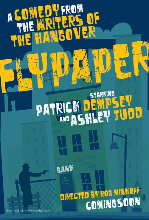 Flypaper - Movie Poster