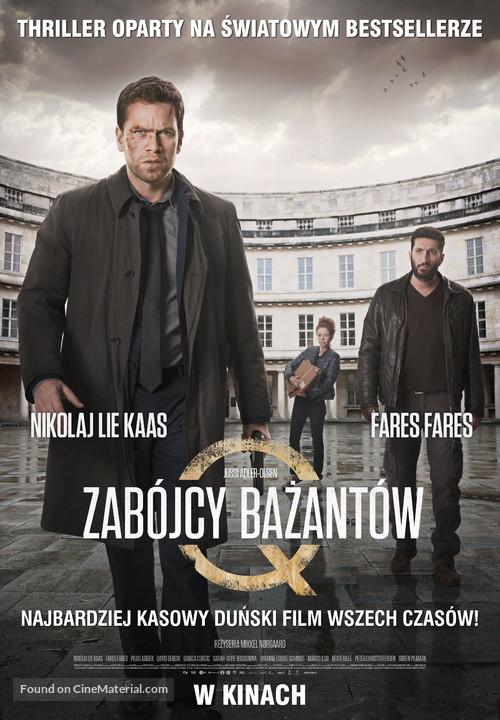 Fasandræberne - Polish Movie Poster