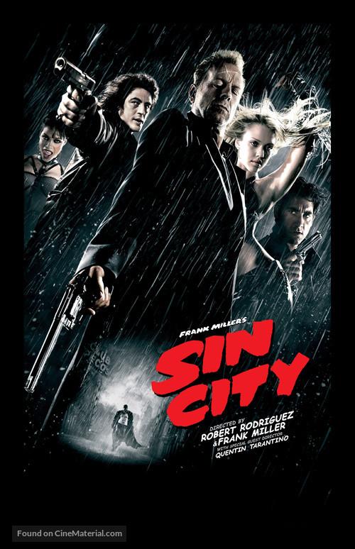 Sin City - Movie Poster