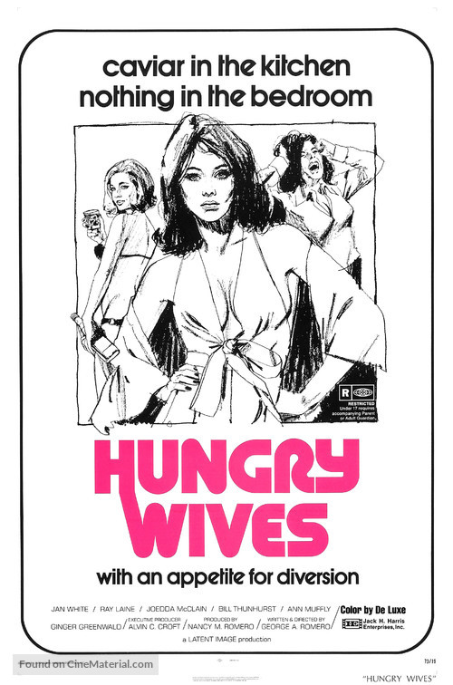 Hungry Wives - Movie Poster