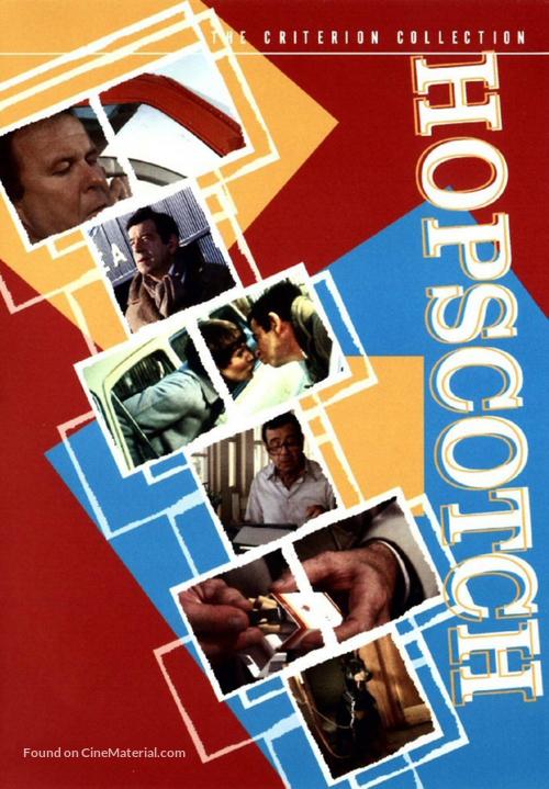 Hopscotch - DVD movie cover