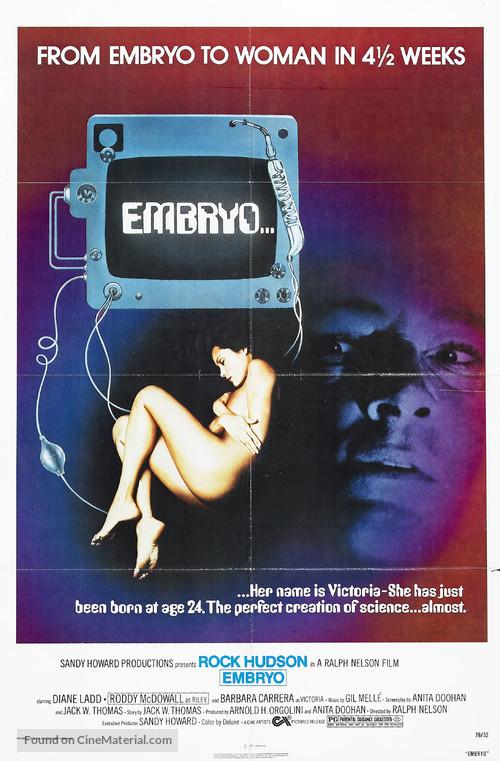 Embryo - Movie Poster