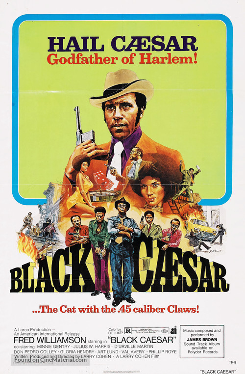 Black Caesar - Movie Poster