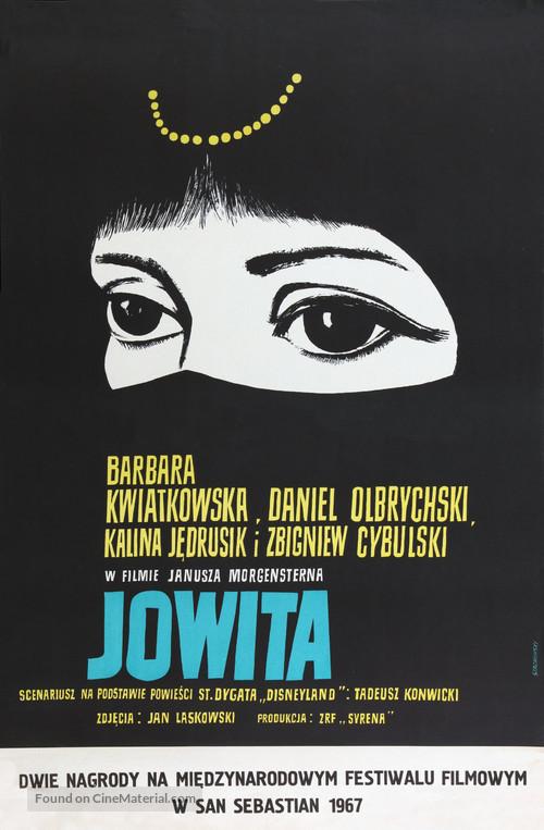 Jowita - Polish Movie Poster