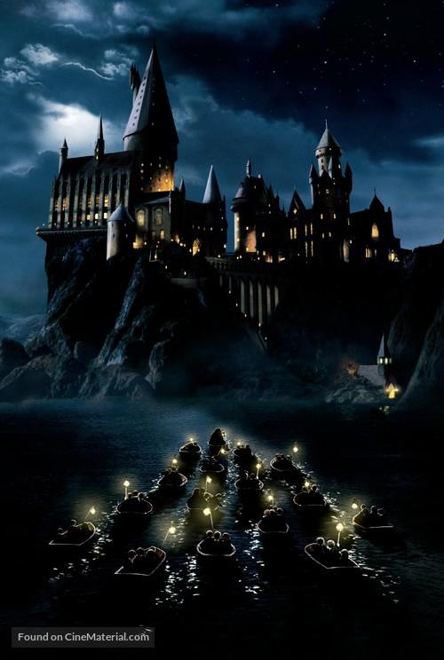 Harry Potter and the Sorcerer's Stone - Italian Key art
