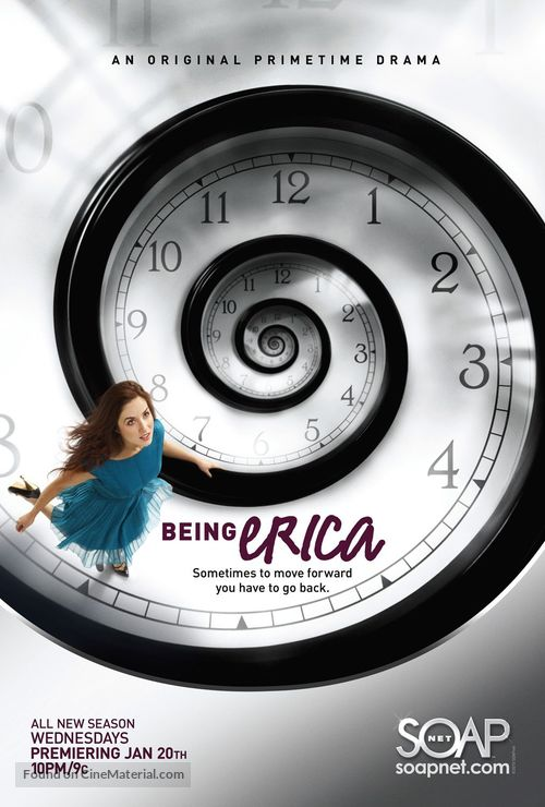 """Being Erica"" - Movie Poster"