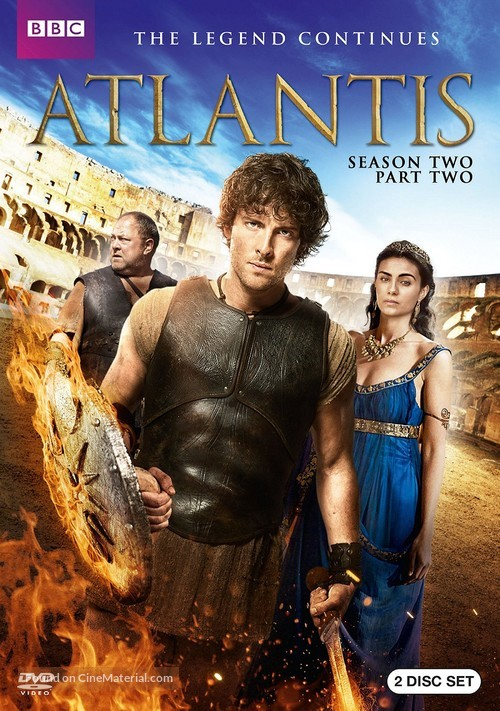 """Atlantis"" - DVD movie cover"