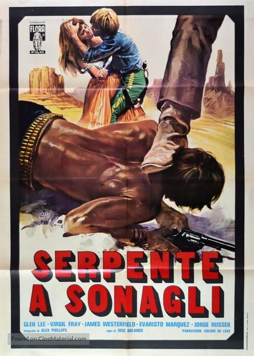 Arde baby, arde - Italian Movie Poster