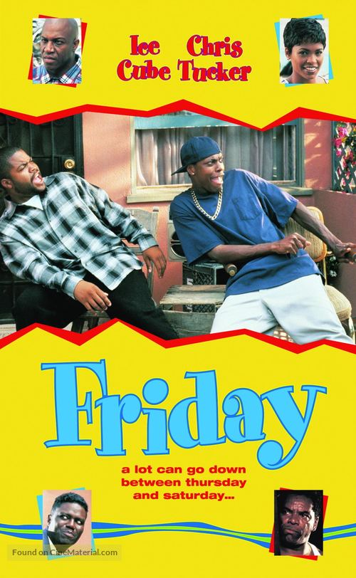 Friday - Movie Poster