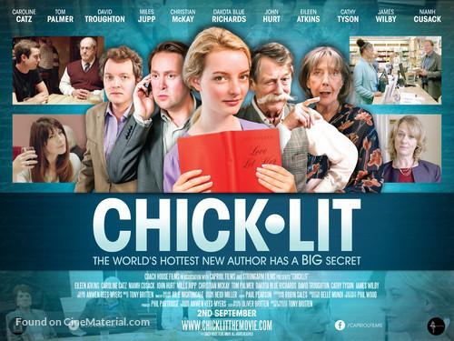 ChickLit - British Movie Poster