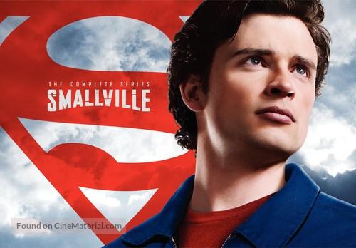 """Smallville"" - DVD cover"