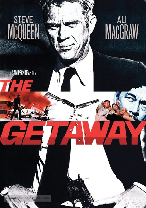 The Getaway - Movie Poster