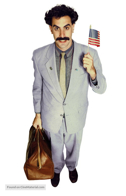 Borat: Cultural Learnings of America for Make Benefit Glorious Nation of Kazakhstan - Key art