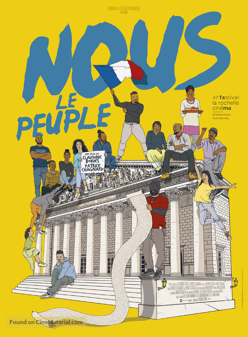 Nous, le peuple - French Movie Poster