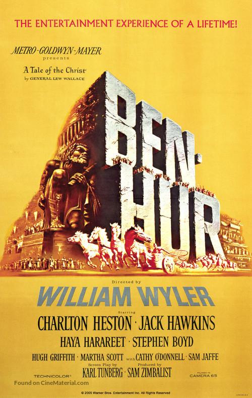Ben-Hur - Movie Poster