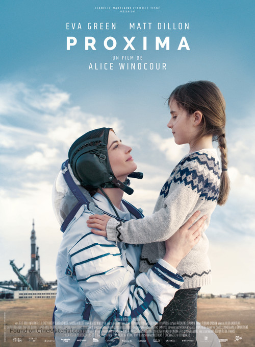 Proxima - French Movie Poster