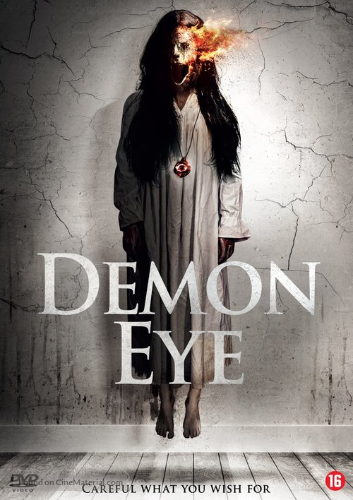 Demon Eye - Dutch Movie Cover