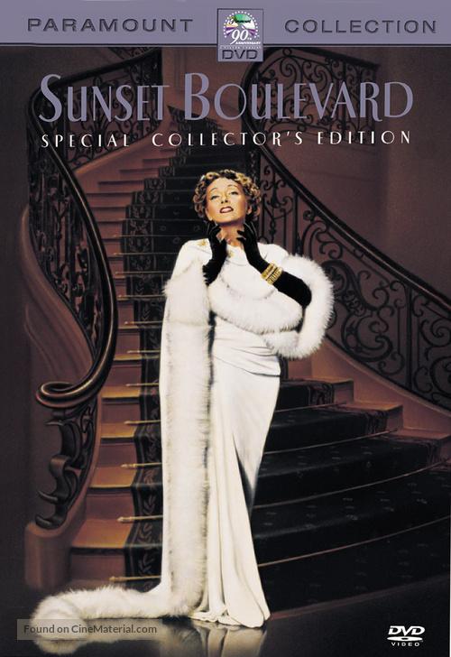 Sunset Blvd. - DVD cover